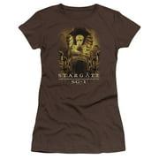 Stargate SG1 Goa'Uld Apophis Juniors Short Sleeve Shirt