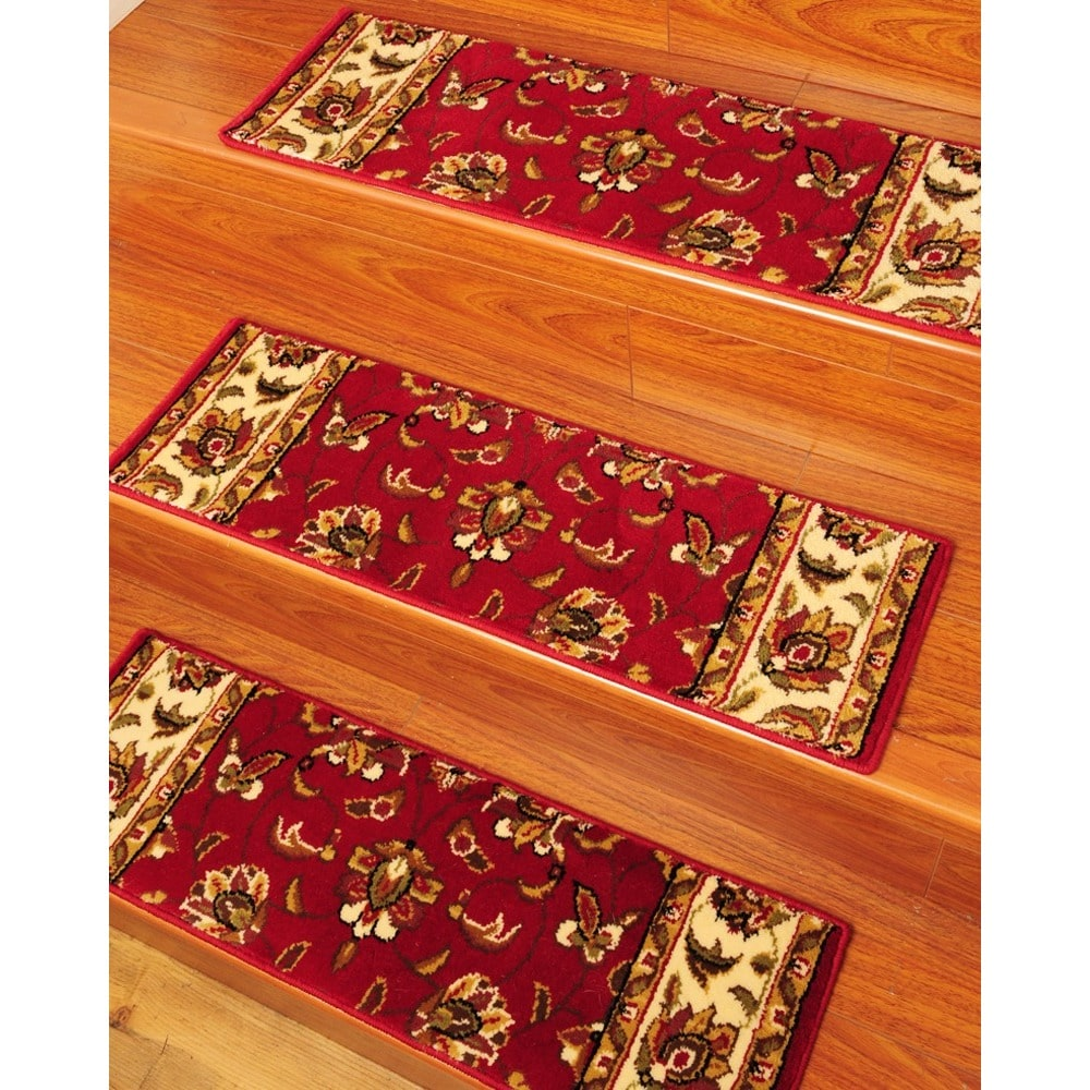 Natural Area Rugs Stellar Stair Tread (Set of 13)