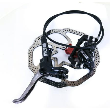 SRAM / Avid Elixir 5 Hydraulic MTB Bike Disc Brake + 180mm Rotor 750mm