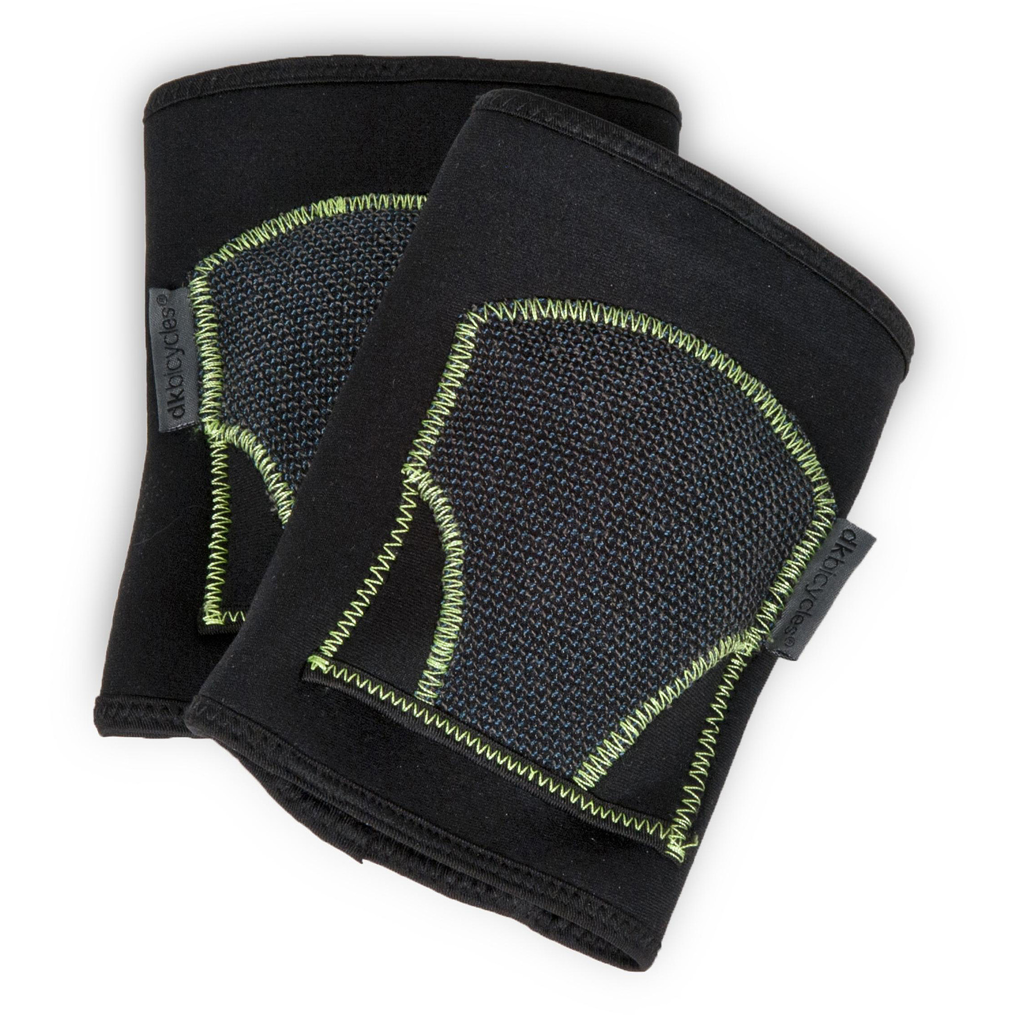DK Knee and Elbow Pads Set, Youth, Black by DK
