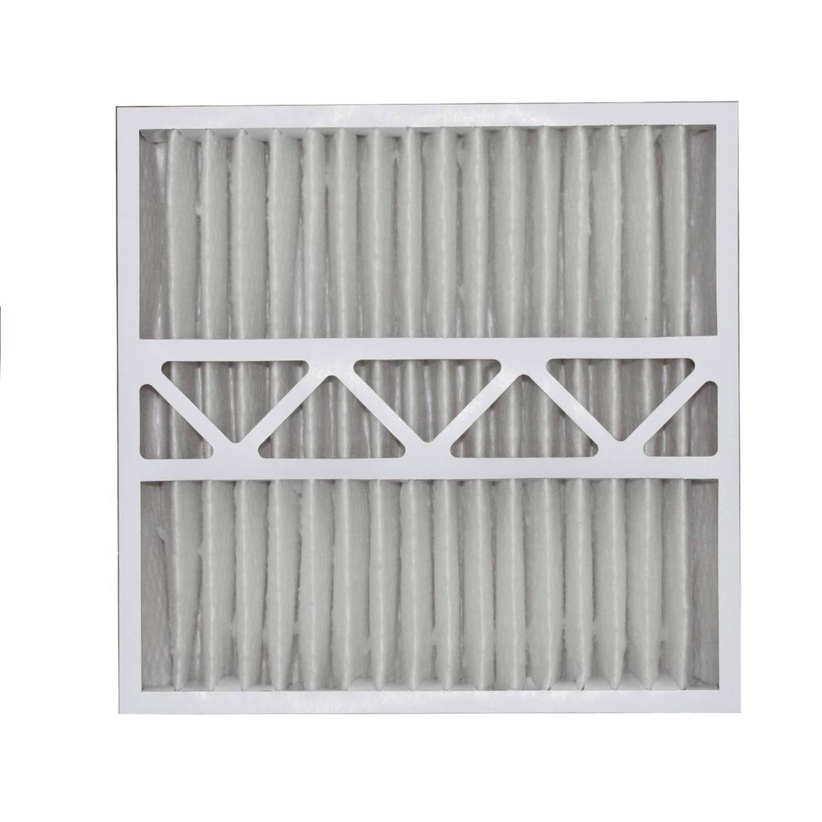 Tier1 Replacement for Carrier 20x25x5 Merv 11 MF2025 / M8-1056 Air Filter 2 Pack