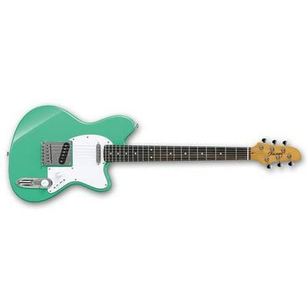 ibanez talman tm302 electric guitar sea foam green. Black Bedroom Furniture Sets. Home Design Ideas