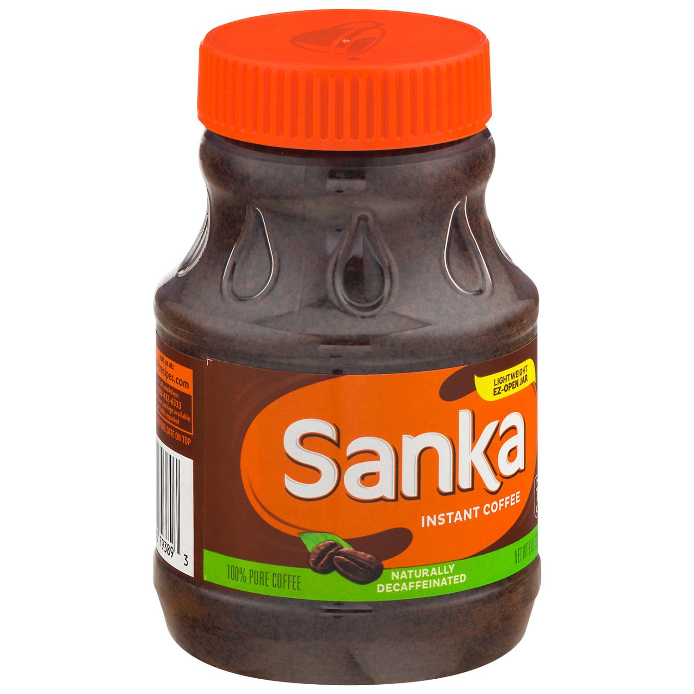 Sanka Decaffeinated Instant Coffee 8 oz. Jar