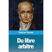Du libre arbitre (Paperback)