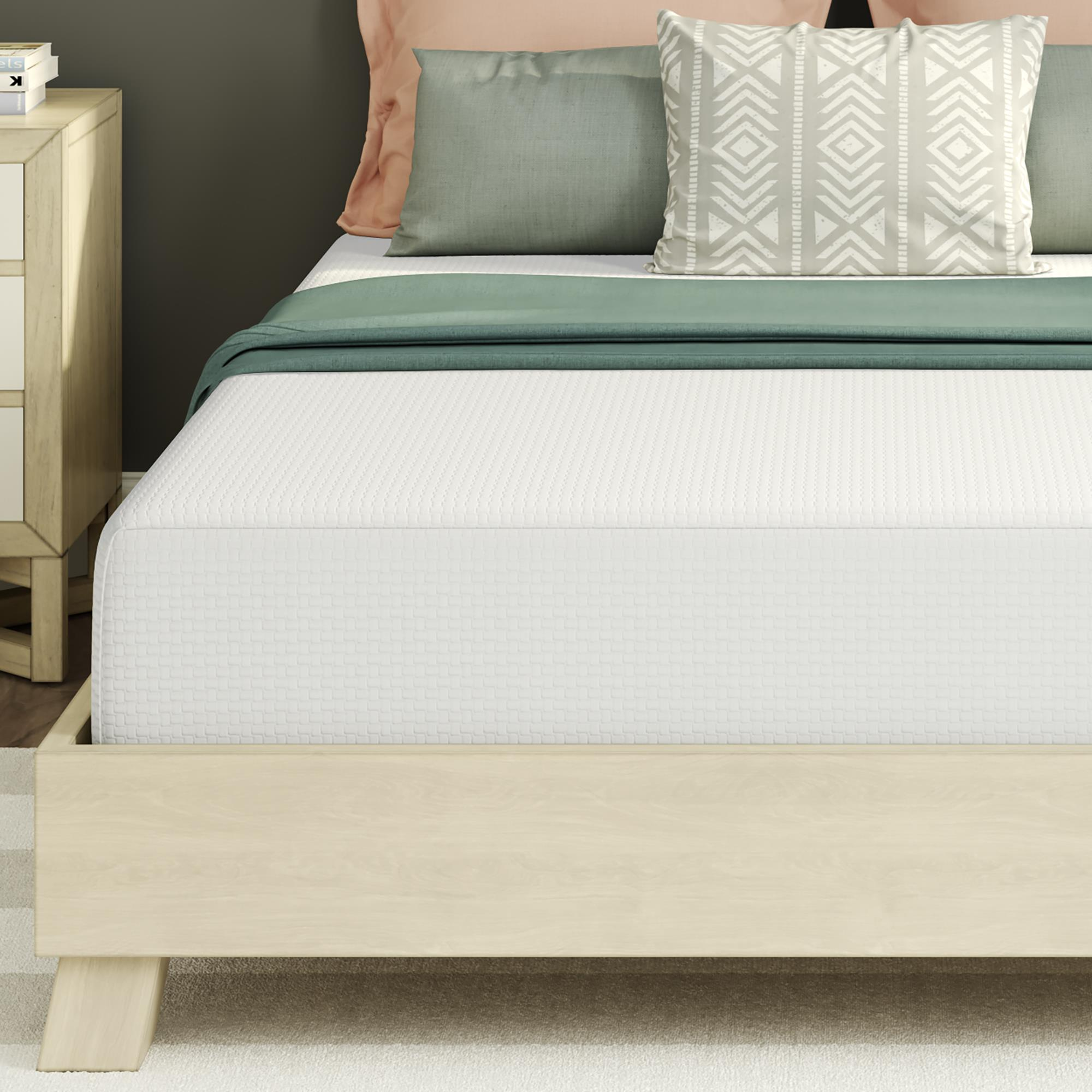 Signature Sleep Gold Inspire 12 Inch Memory Foam Mattress, CertiPUR-US by Dorel Home Products