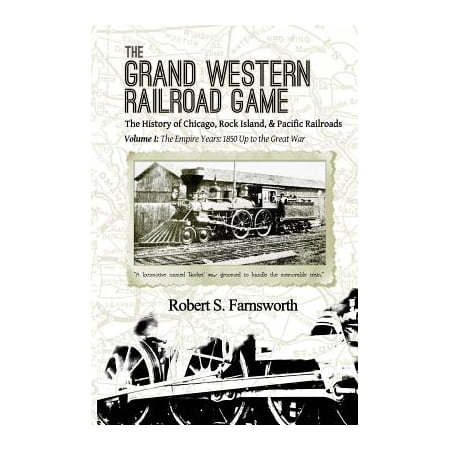 Grand And Western (The Grand Western Railroad Game)