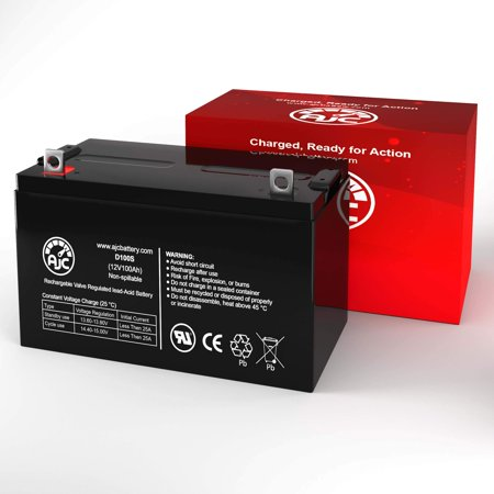 MK M31 SLD G 12V 100Ah Sealed Lead Acid Battery - This is an AJC Brand Replacement - image 6 of 6