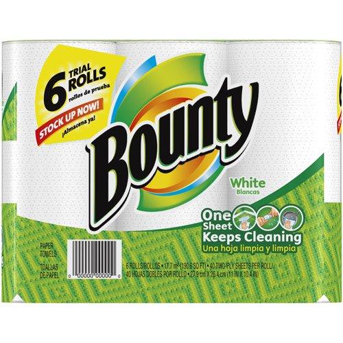 Bounty 6 Roll Walmart com