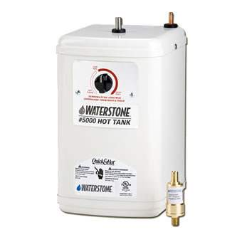Waterstone (H-5000) Under-Sink Instant Hot Water Tank System; (Autocirc Undersink Instant Hot Water Circulating System Review)