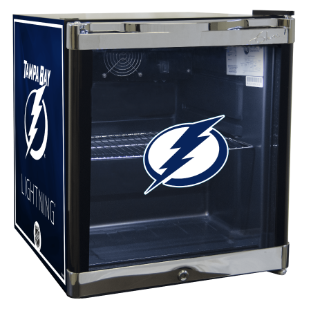 NHL Refrigerated Beverage Center 1.8 cu ft- Edmonton Oilers by