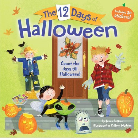 The 12 Days of Halloween (Paperback)](The 12 Day Of Halloween)