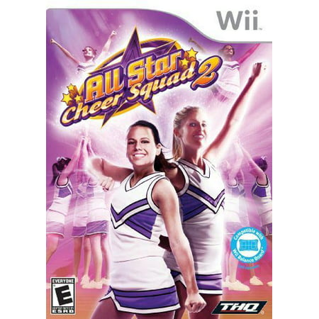 All Star Cheer Squad 2 - Nintendo Wii