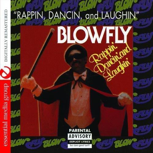 Blowfly - Rappin' Dancin' & Laughin' [CD]
