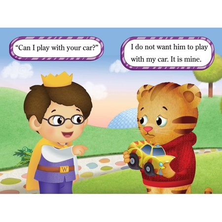 Daniel Learns to Share (Part of Daniel Tiger's Neighborhood) Adapted Adapted by: Becky Friedman - image 3 de 4