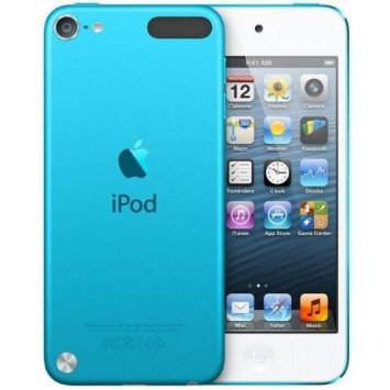 Apple iPod Touch 5th Generation 64GB Blue-Pre-owned Very Good