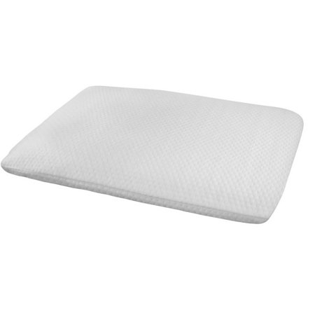 Ultra Slim Sleeper Memory Foam Pillow, 2.5 Inches, Thin Pillow for Back & Stomach Sleepers