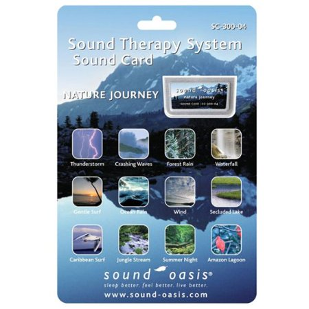 SC-300-04 Nature Journey Sound Card, Silver, Each sc-300 series sound card contains our next generation playback technology for the clearest,.., By Sound Oasis