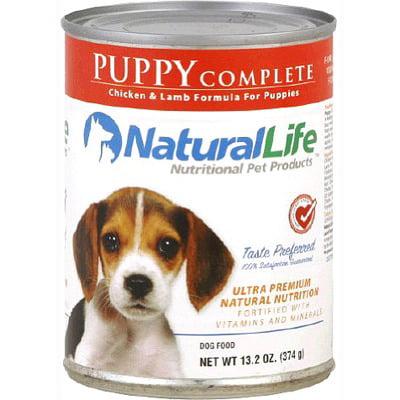 Natural Life Lamaderm Dog Formula