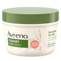Body Lotions: Aveeno Daily Moisturizing Body Yogurt