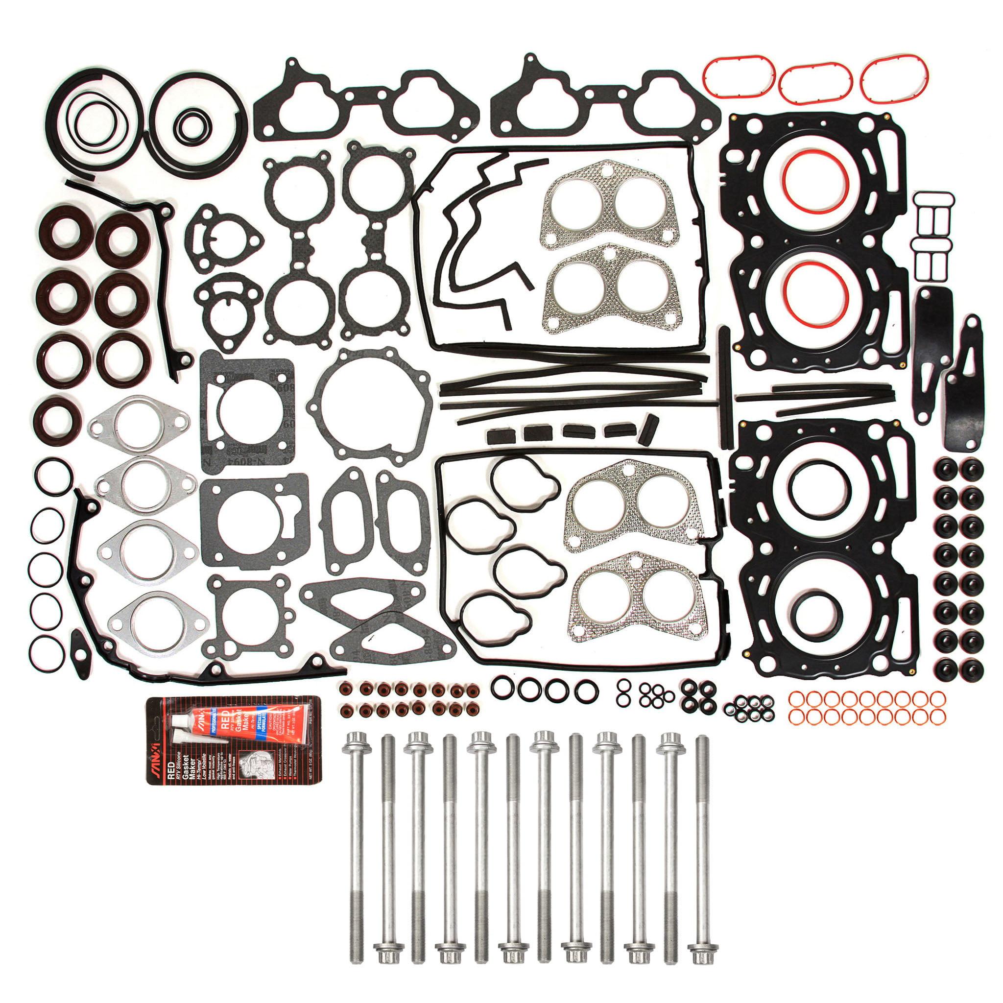 MLS Full Gasket Set Fits 02-05 Subaru Impreza WRX Turbo USDM 2.0 DOHC EJ205