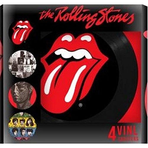 The Rolling Stones: Coaster Set