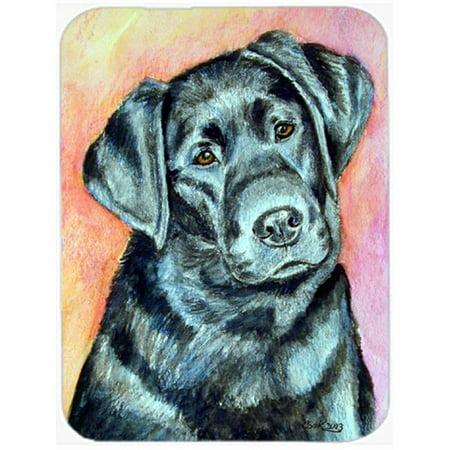 Black Labrador Glass Cutting Board - Large, 15 x 12 in. - image 1 de 1