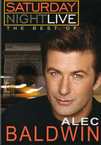 Saturday Night Live Best of Alec Baldwin [DVD] by UNIVERSAL HOME ENTERTAINMENT