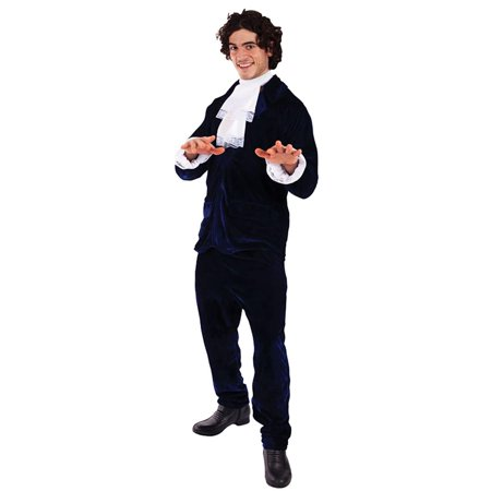 60's Groovy Man/ Austin Powers Adult Costume