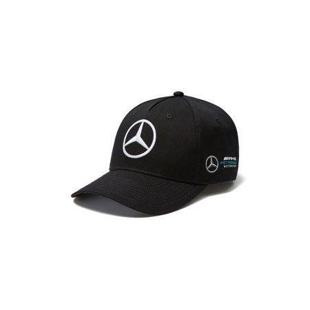 Mercedes Benz AMG Petronas F1 2018 Black Team Baseball