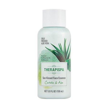 Therapispa Korean Cosmetics Sun-Kissed Hydrating Face Essence Centella & Aloe, 5 oz