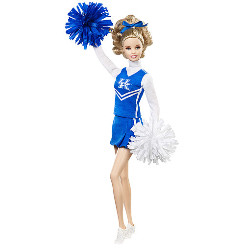 Barbie University of Kentucky Doll