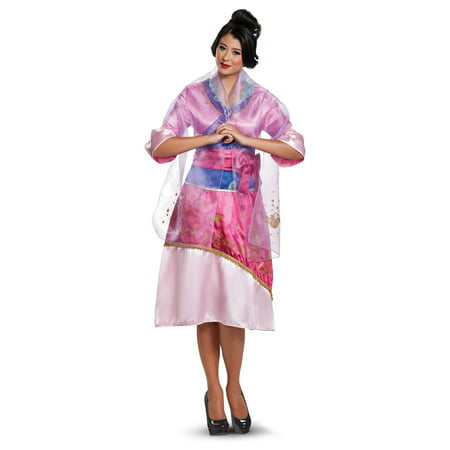 Mulan Costume Adults (Mulan Women Costume)