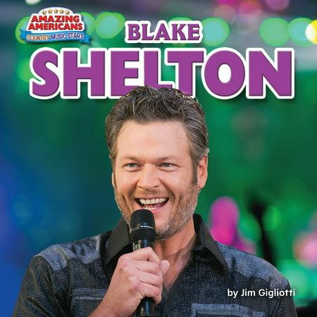 Blake Shelton - eBook - Blake Shelton Halloween