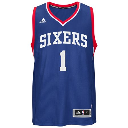 Michael Carter-Williams Philadelphia 76ers Adidas NBA Swingman Jersey Blue by