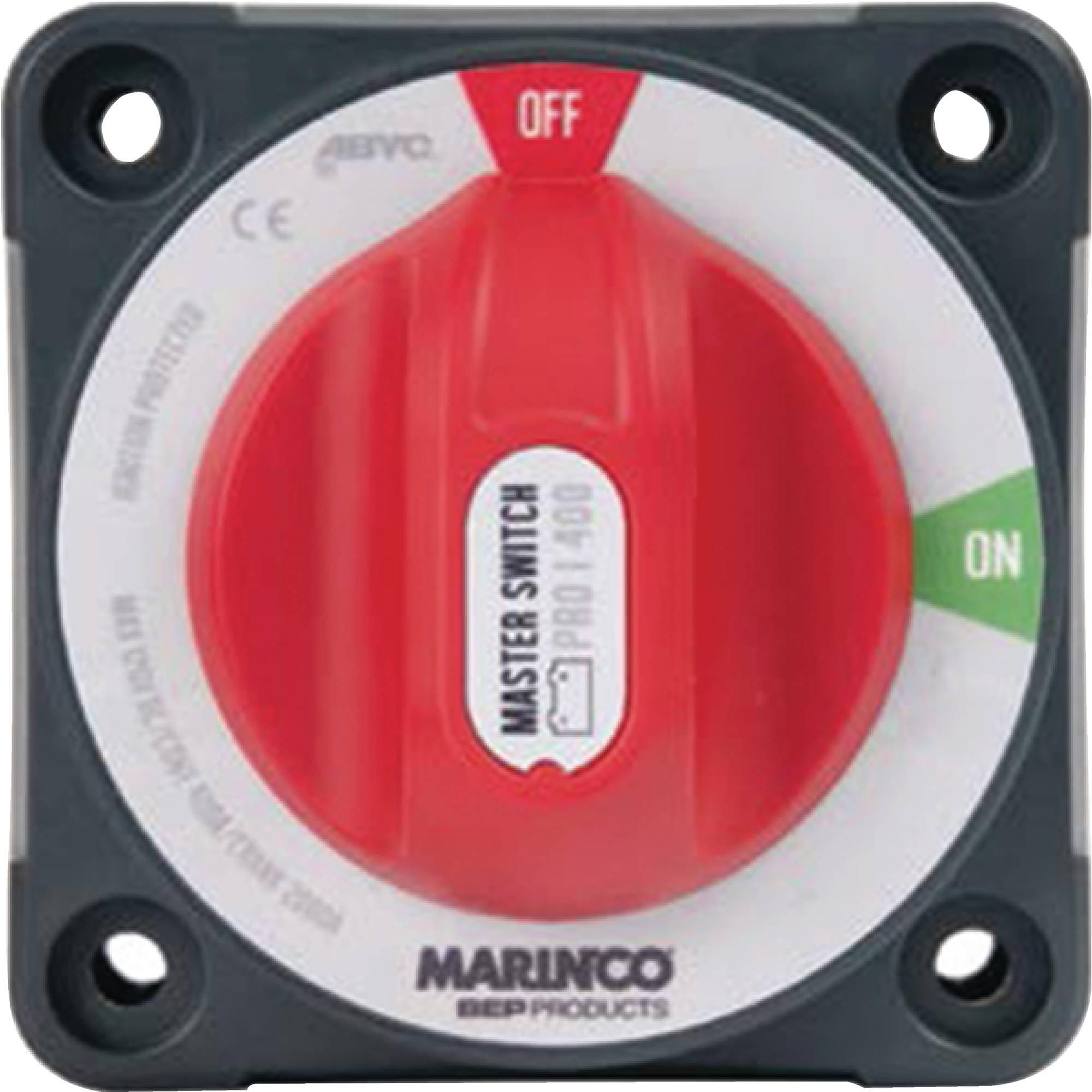 Marinco 770-DP Pro Installer Double Pole Medium Duty Battery Switch