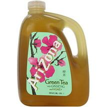 Bottled Tea & Tea Drinks: Arizona Green Tea