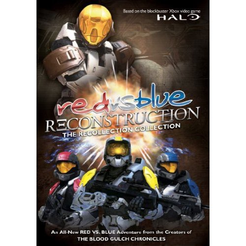 Red Vs. Blue: The Recollection Collection (Full Frame)