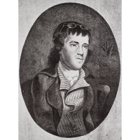 George Dyer 1755-1841 Aged 40 English Political Pamphleteer Poet Scholar Editor Classicist And Writer From A Portrait By J Cristal From The Book The Life Of Charles Lamb Volume I By E V Lucas Publishe (English Portrait)