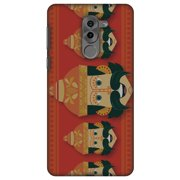 Huawei GR5 2017 Case, Premium Handcrafted Printed Designer Hard ShockProof Case Back Cover for Huawei GR5 2017 - Mighty Ravana