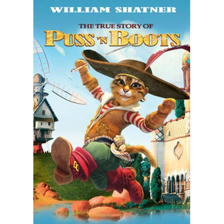 The True Story of Puss 'n Boots (DVD) (The True Story Of Puss In Boots)