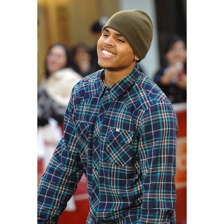 Chris Brown On Stage For Nbc Today Show Concert With Chris Brown Rockefeller Center New York Ny November 07 2007 Photo By George TaylorEverett Collection (Chris Brown Best Photos)