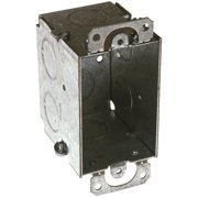 RACO 500 Electrical Box,Switch,3x2x2-1/2 in.