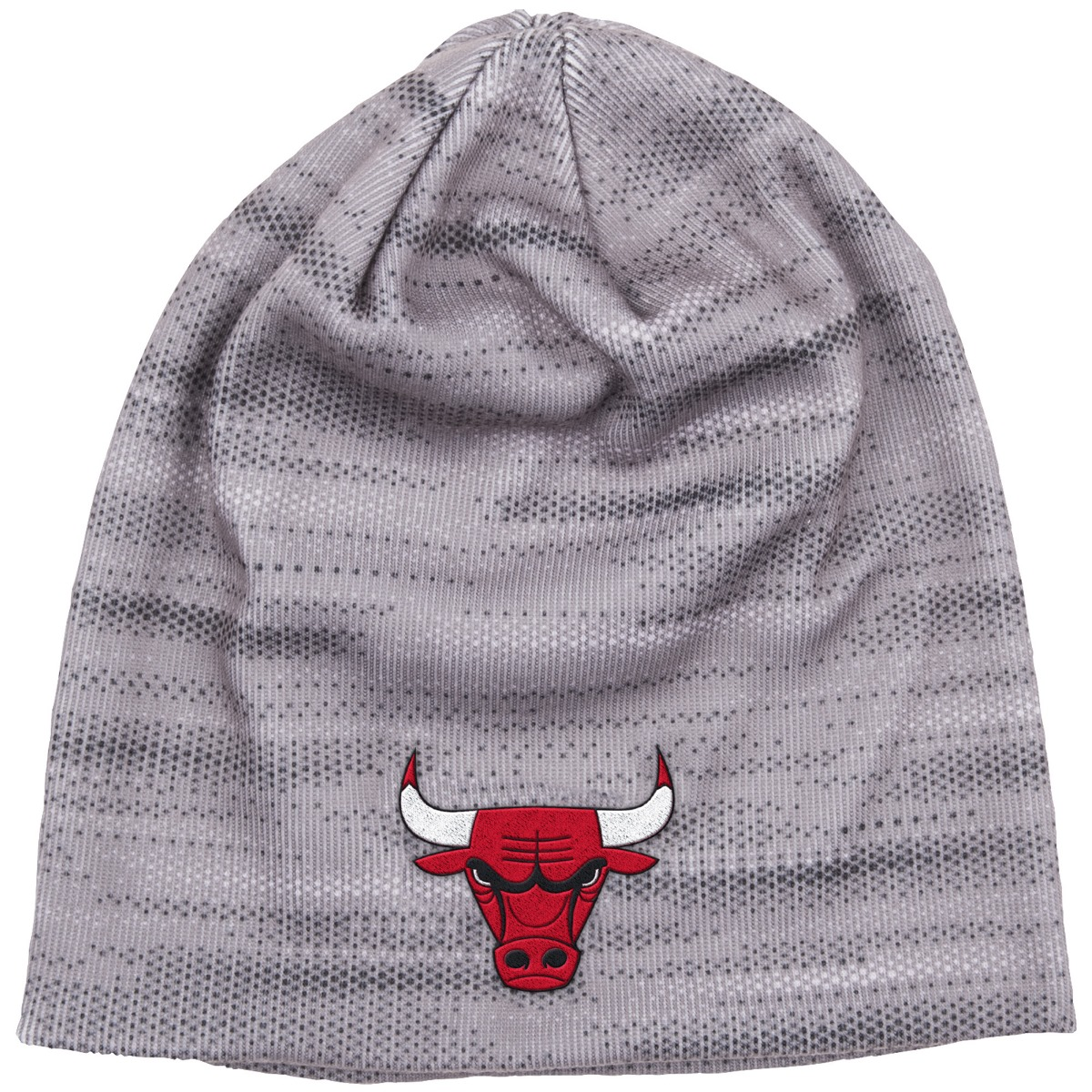"Chicago Bulls Adidas NBA ""Surface"" Cuffless Knit Hat by Adidas"