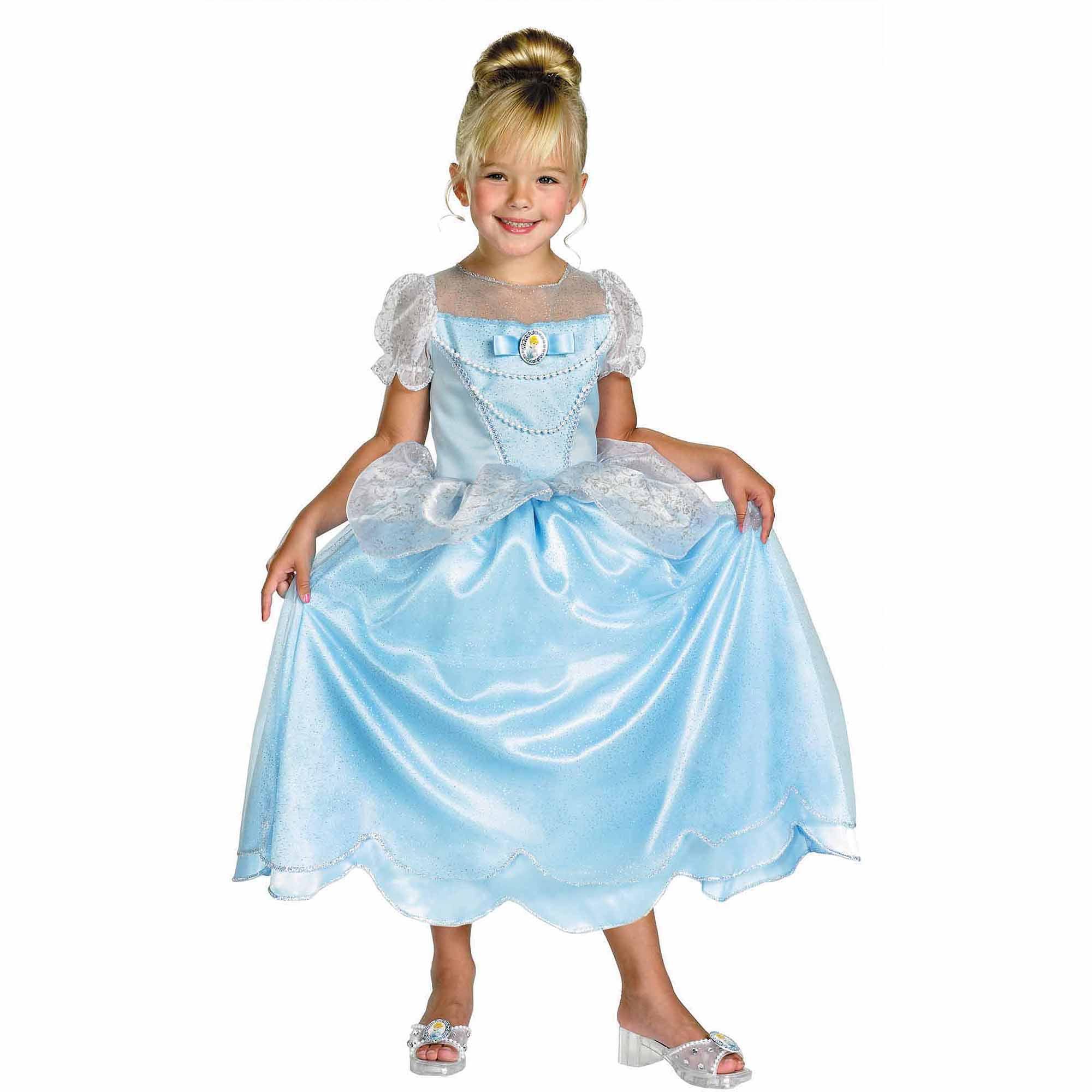 Disney Princess Cinderella Classic Child Halloween Costume by Generic