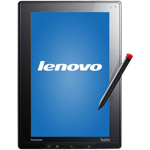 "ThinkPad 183925U 10.1"" LED Tablet Computer - nVidia Tegra 2 T250 1 GHz - Black"