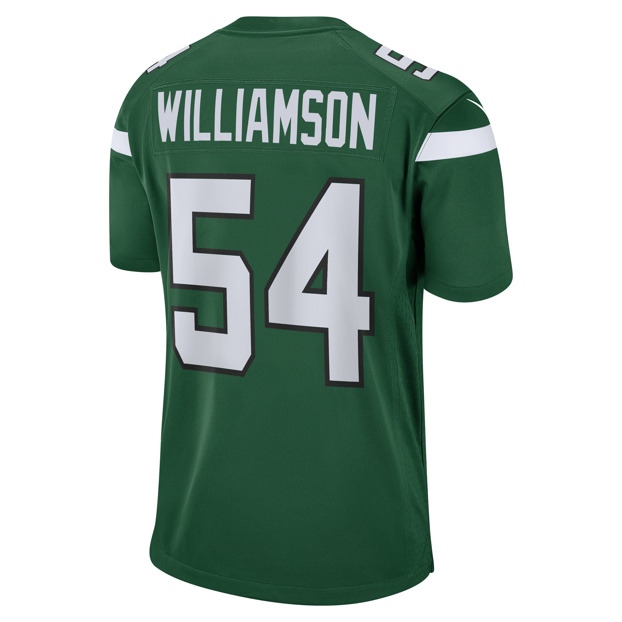 Avery Williamson New York Jets Nike Game Jersey - Gotham Green