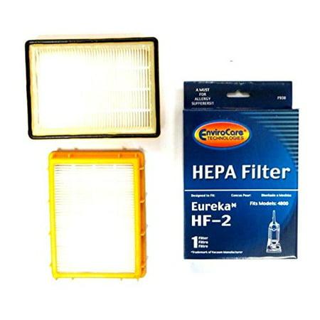 Eureka Boss Smart Vac Parts - Eureka Vacuum 4870 Smart Vac Supply Kit (9 Bags & 1 R Belt & Hf2 & 70082 Filter) by EnviroCare