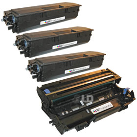 LD Products LD Compatible Brother TN560's and DR500 Print...