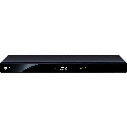 LG BD550 Blu-ray Player