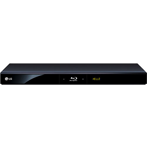 LG BD550 BLU-RAY/DVD Disc Player With Networking